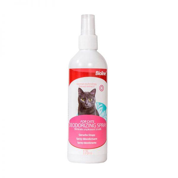 Desodorante para gatos