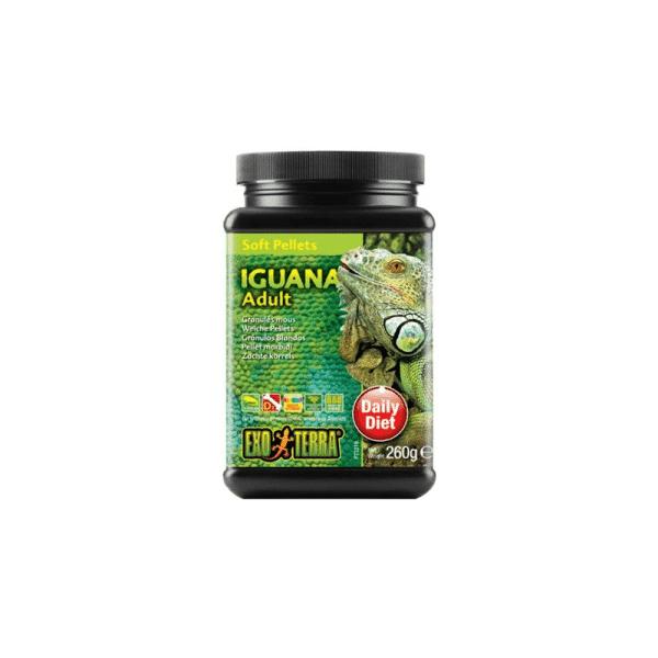 exo terra pellet blando para iguana adulta