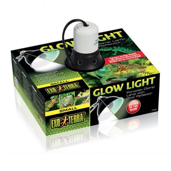 Exoterra Portalampara Glow Light