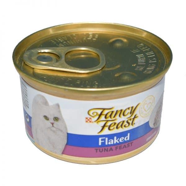 Fancy Feast Tartare Atun - Flaked Tuna Feast - 85 g