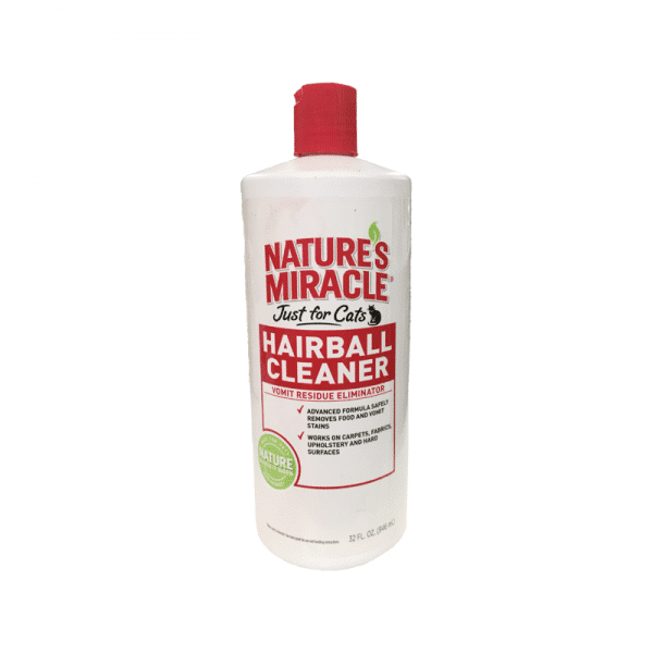 Natures Miracle Hairball Cleaner