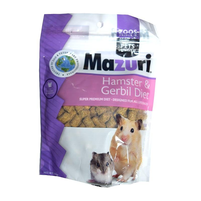 Hamster & Gerbil Diet de Mazuri