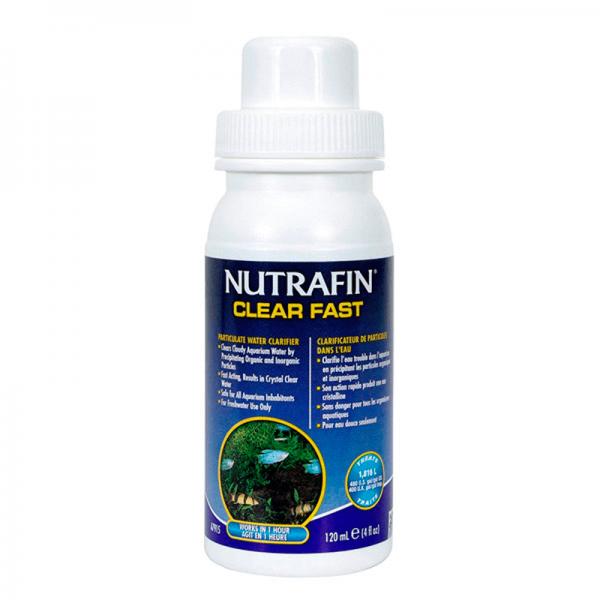 Nutrafin Aclarador De Agua Rápido