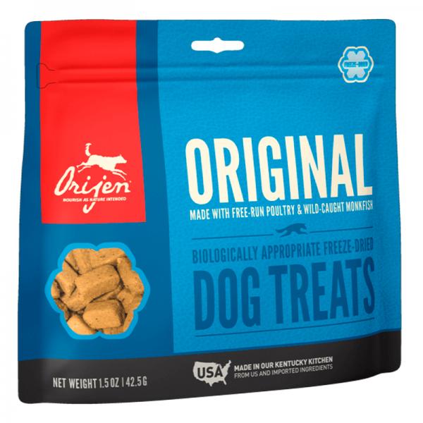 Orijen Dog Treats Original 42.5g
