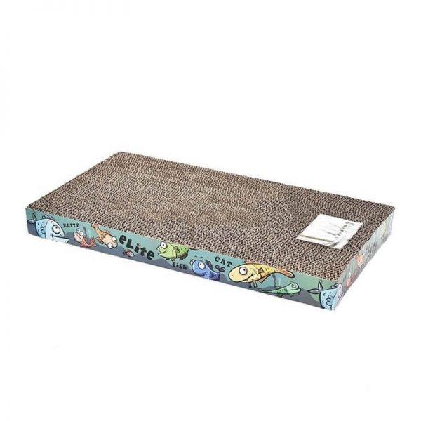 Rascador de carton plano