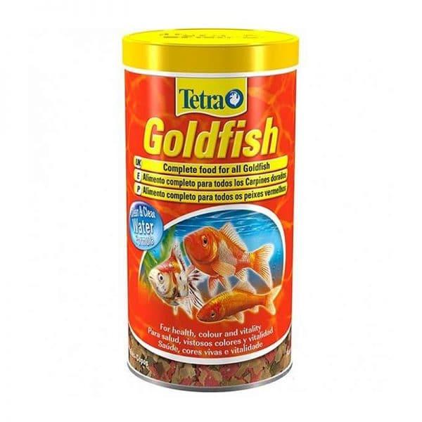 Alimento Para Peces Dorados Tetra