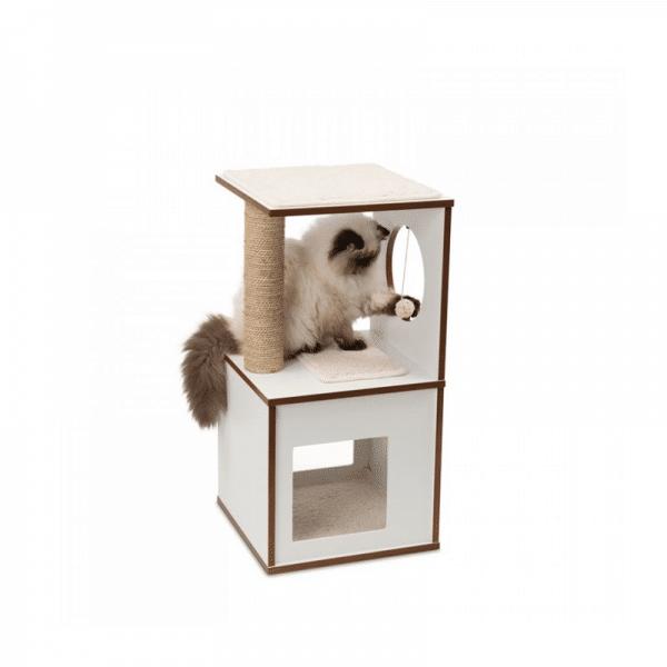 Vesper Box Small White