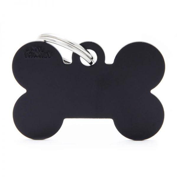 Chapita My Family - Big Bone Aluminum Black