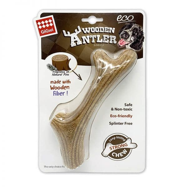 Gigwi Wooden Antler Medium