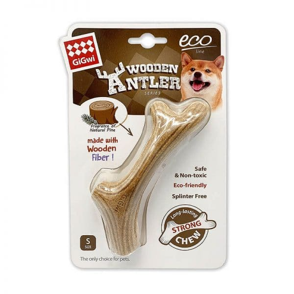 Gigwi Wooden Antler Small