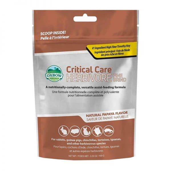 Critical Care Herbívoro Fine
