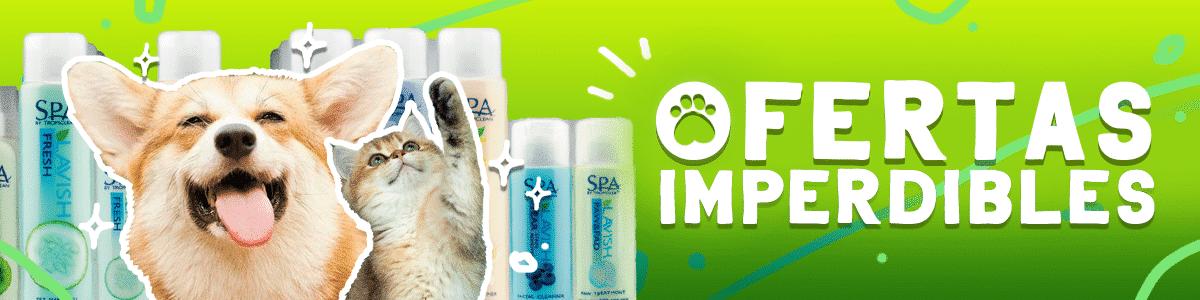 Ofertas imperdibles en productos para mascotas