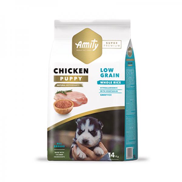 Amity Chicken Puppy SP Low Grain 14kg