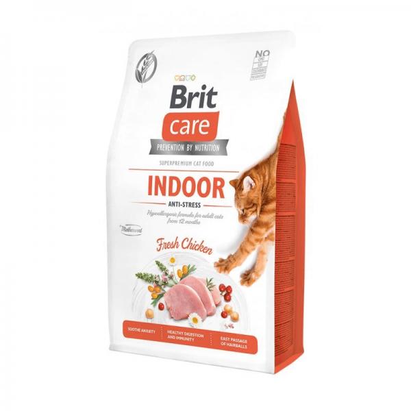 Brit Care Cat Grain-Free Anti-Stress 2kg