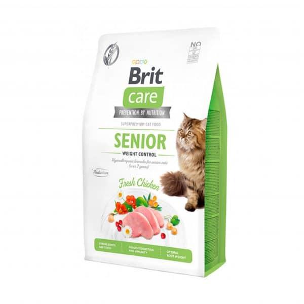 Brit Care Cat Senior