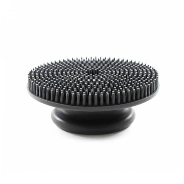 Cepillo de Goma Circular Negro