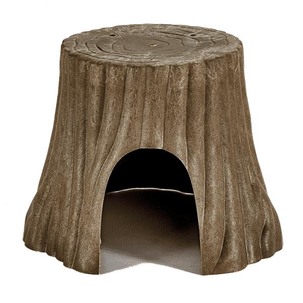 Árbol de refugio café para pequeños animales - S - Kaytee