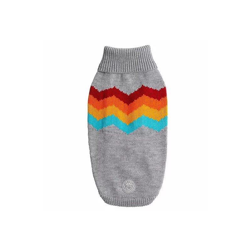 Sweater Summit Gris 2XL