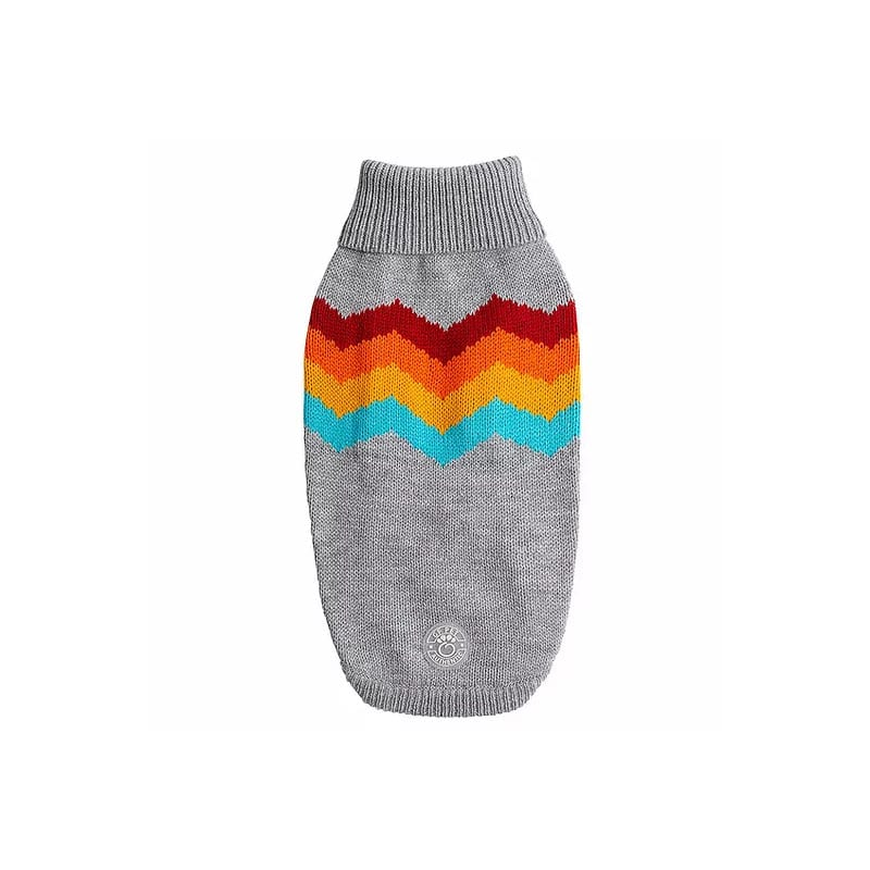 Sweater Summit Gris 3XL