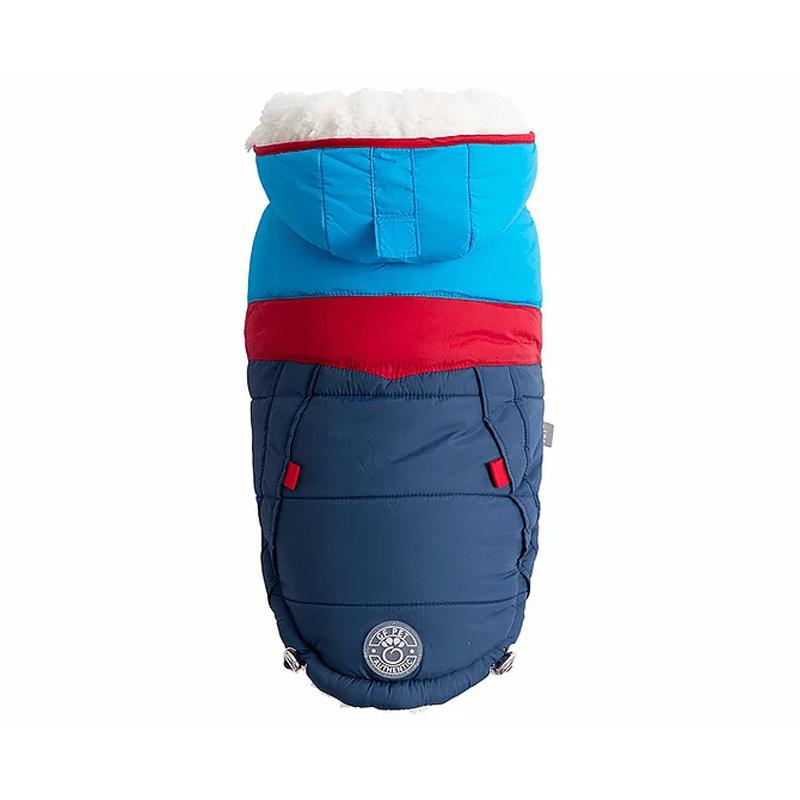 Parka Trekking Azul XL – GF PET