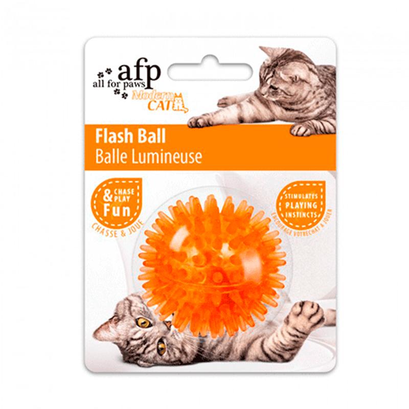 AFP Modern Cat Flash Ball Color Naranja