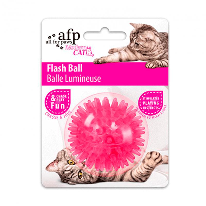 AFP Modern Cat Flash Ball Color Fucsia