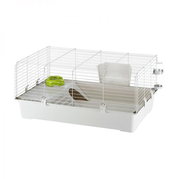 Jaula Cage Rabbit 100 Gris Claro - Ferplast