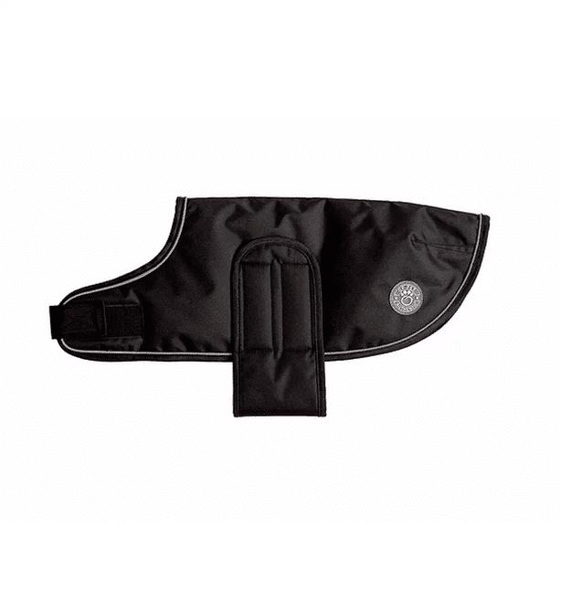 Capa impermeable negra XL