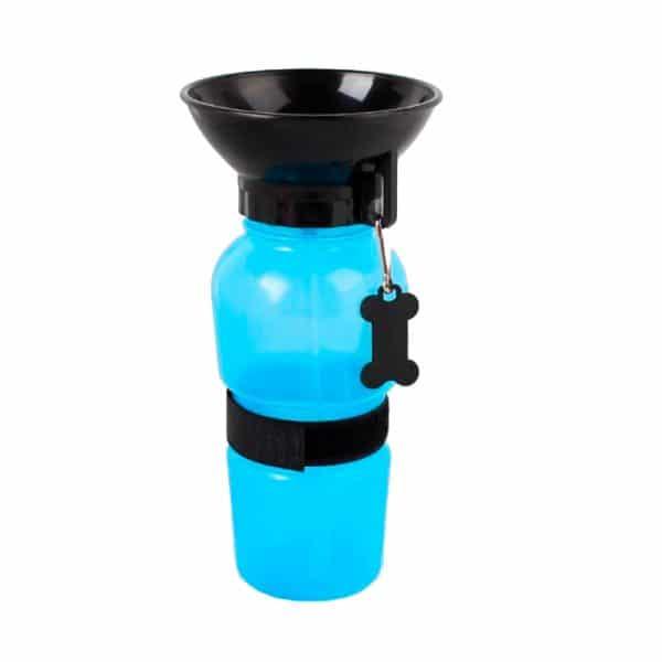 Botella para Paseo Azul