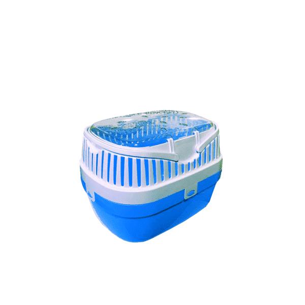 Transportador Ferplast Azul – M