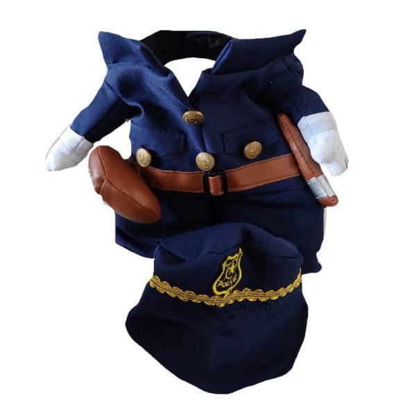 Disfraz de Policía - Talla S