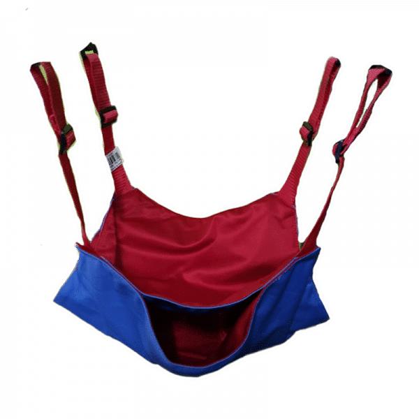 Hamaca de Verano - Azul y Rojo