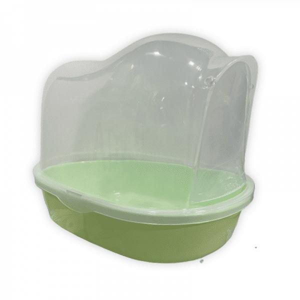 Baño Chinchilla Totoro Verde - Carno