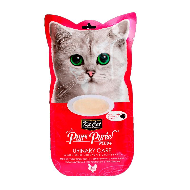 KitCat Plus Cuidado urinario (Pollo)