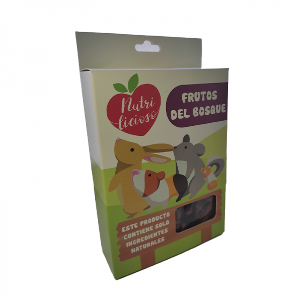 Frutos del Bosque - NUTRILICIOSO